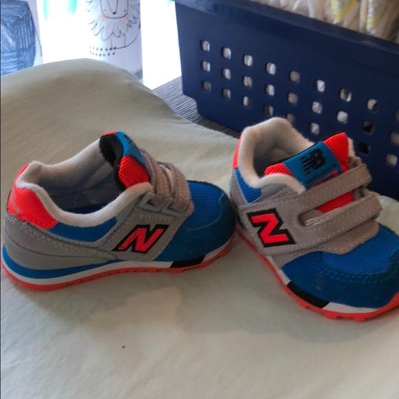 New Balance Shoes Baby Boy Size 4c Poshmark